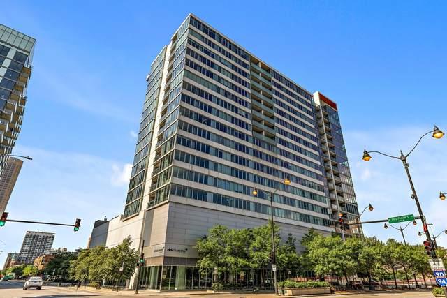659 W Randolph Street #1710, Chicago, IL 60661 (MLS #11122142) :: The Dena Furlow Team - Keller Williams Realty