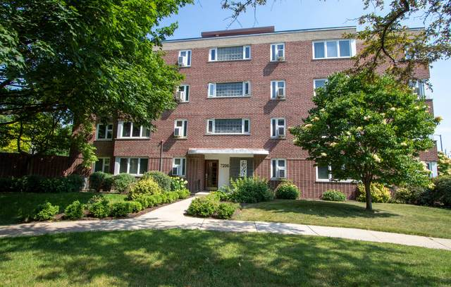 7206 Oak Avenue 2NW, River Forest, IL 60305 (MLS #11122157) :: John Lyons Real Estate