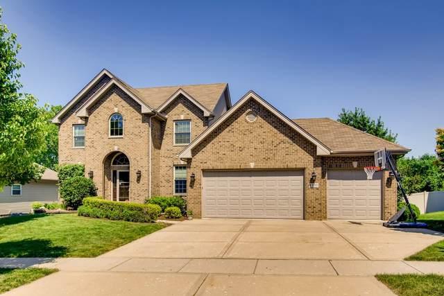 1100 Weston Way, Joliet, IL 60432 (MLS #11122200) :: Ryan Dallas Real Estate