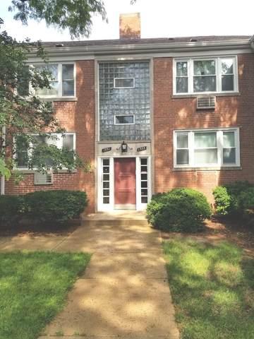 1933 W Albion Avenue #2, Chicago, IL 60626 (MLS #11122206) :: Ryan Dallas Real Estate