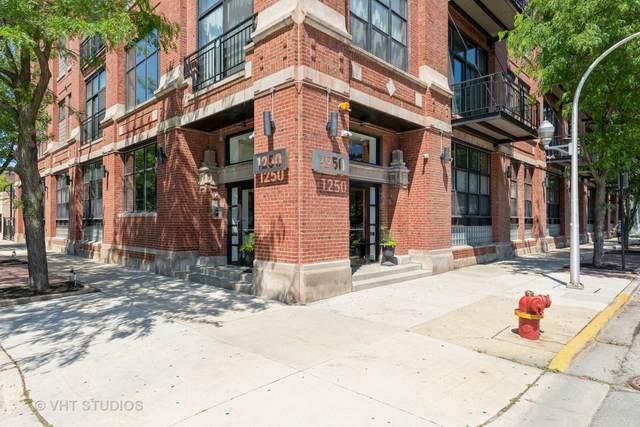 1250 W Van Buren Street #406, Chicago, IL 60607 (MLS #11122224) :: John Lyons Real Estate