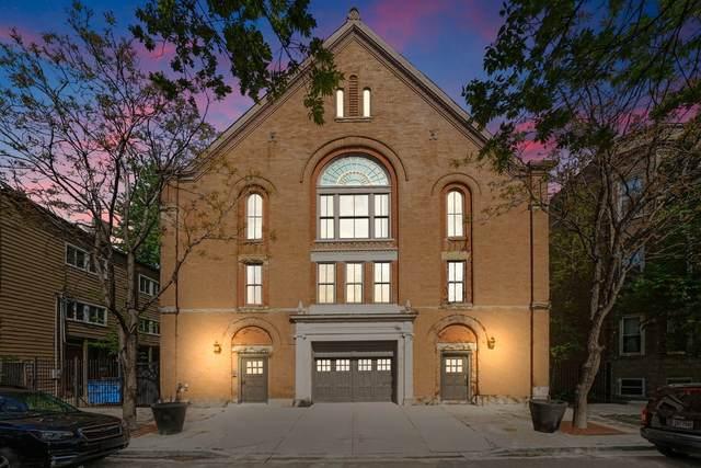 1547 N Leavitt Street 3N, Chicago, IL 60622 (MLS #11122230) :: The Dena Furlow Team - Keller Williams Realty