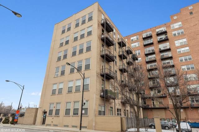 550 W Harrison Street #650, Chicago, IL 60607 (MLS #11122249) :: The Dena Furlow Team - Keller Williams Realty