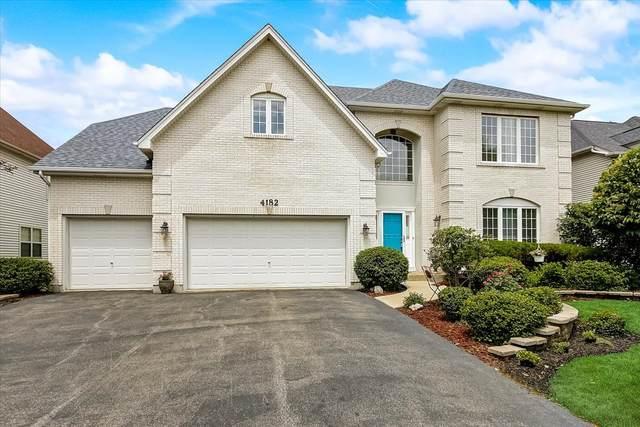 4182 Bedford Lane, Aurora, IL 60504 (MLS #11122299) :: BN Homes Group