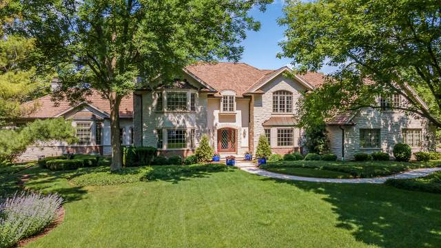 1440 Harlan Lane, Lake Forest, IL 60045 (MLS #11122332) :: Carolyn and Hillary Homes