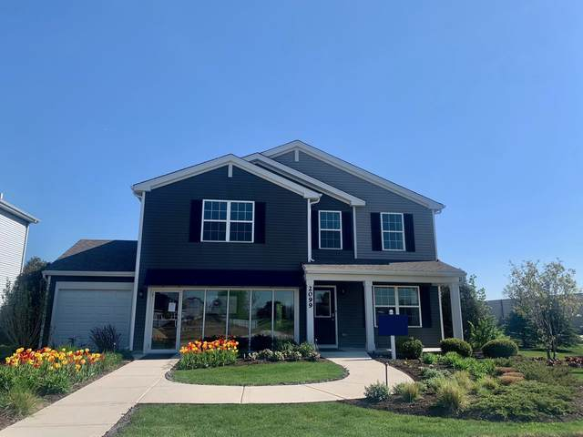 2099 W Helen Drive, Romeoville, IL 60446 (MLS #11122347) :: Suburban Life Realty