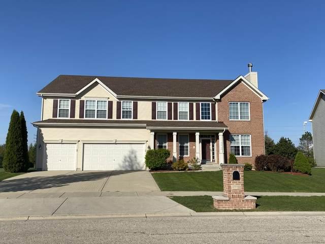 355 Veronica Circle, Bartlett, IL 60103 (MLS #11122367) :: Ryan Dallas Real Estate