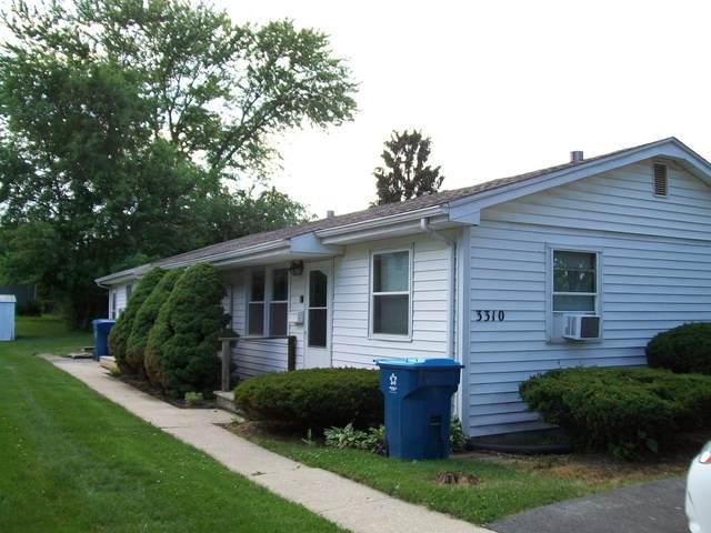 3310 Butler Avenue, Steger, IL 60475 (MLS #11122400) :: BN Homes Group