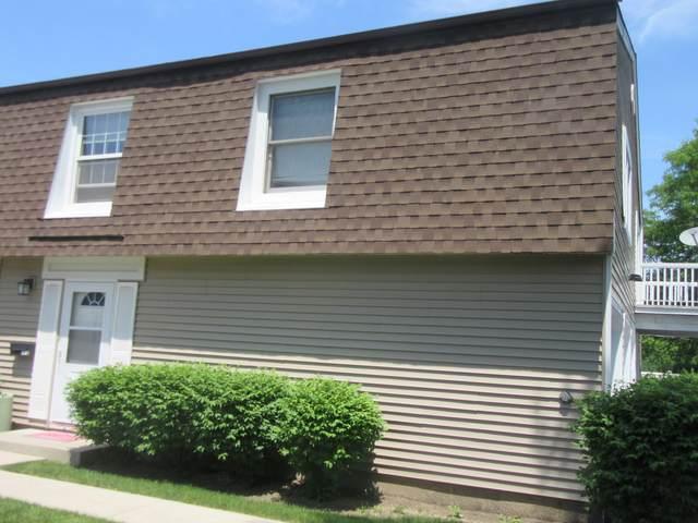 1477 Woodcutter Lane B, Wheaton, IL 60189 (MLS #11122401) :: The Dena Furlow Team - Keller Williams Realty