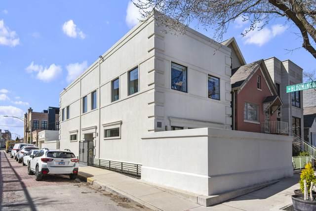 1800 N Wolcott Avenue, Chicago, IL 60622 (MLS #11122414) :: John Lyons Real Estate