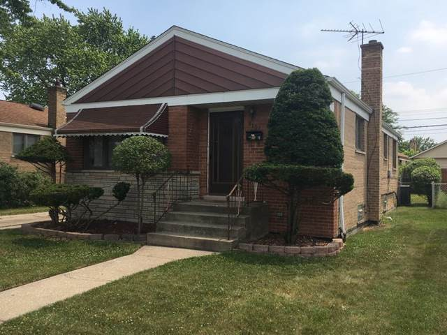 8151 S Tripp Avenue, Chicago, IL 60652 (MLS #11122425) :: Touchstone Group