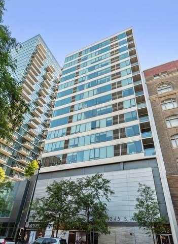 1345 S Wabash Avenue #1112, Chicago, IL 60605 (MLS #11122427) :: The Dena Furlow Team - Keller Williams Realty