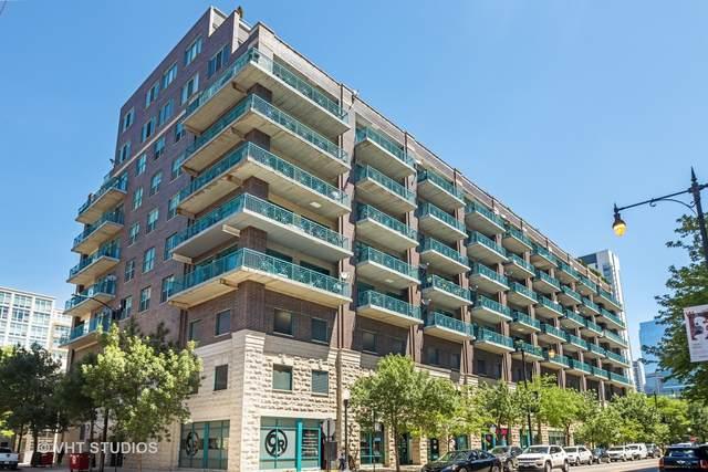 920 W Madison Street 902W, Chicago, IL 60607 (MLS #11122458) :: Suburban Life Realty