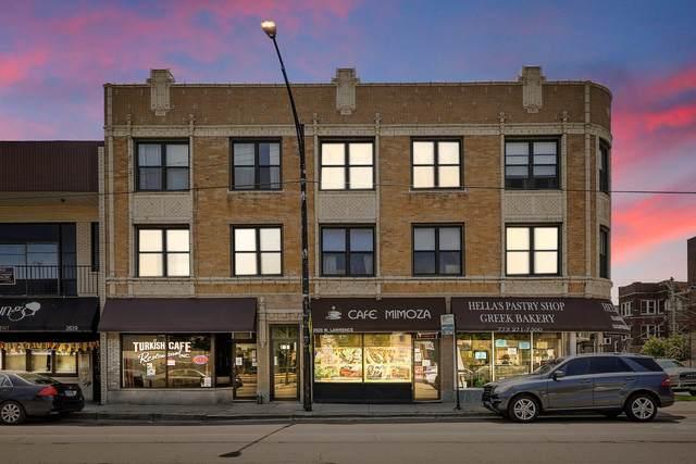 2623 W Lawrence Avenue 2N, Chicago, IL 60625 (MLS #11122509) :: The Dena Furlow Team - Keller Williams Realty