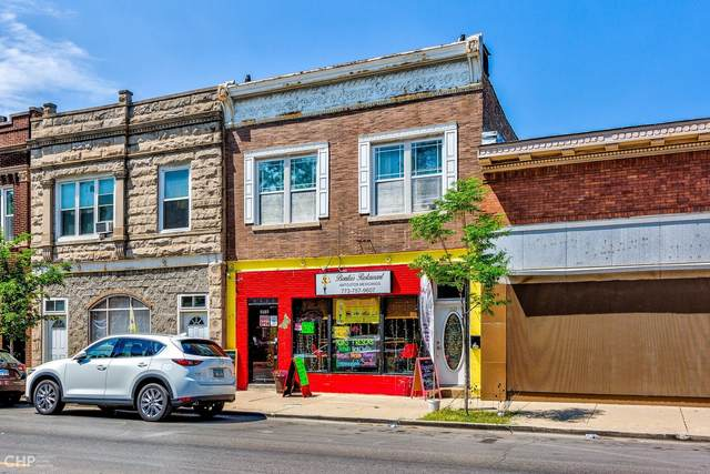 4138 W Armitage Avenue, Chicago, IL 60639 (MLS #11122528) :: BN Homes Group