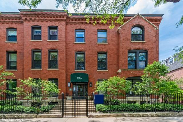 1760 N Wells Street 2A, Chicago, IL 60614 (MLS #11122529) :: Touchstone Group