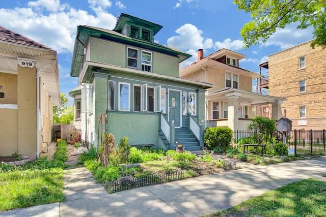 915 Highland Avenue, Oak Park, IL 60304 (MLS #11122538) :: Suburban Life Realty