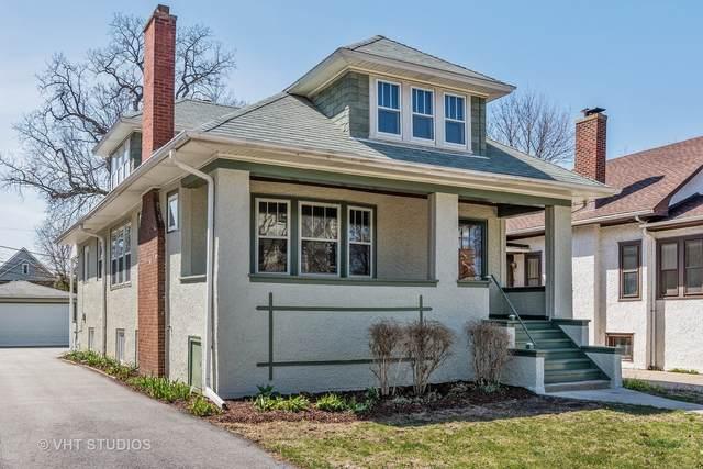 819 Forest Avenue, Oak Park, IL 60302 (MLS #11122559) :: Suburban Life Realty