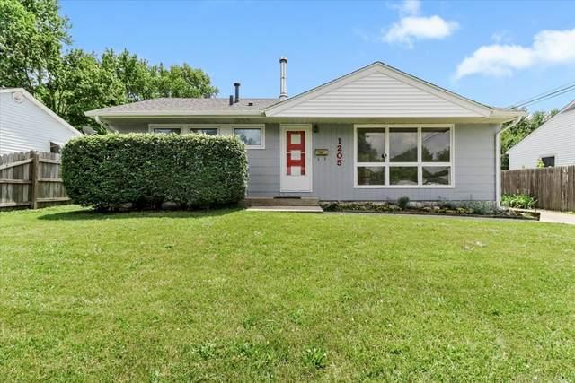 1205 E Fairlawn Drive, Urbana, IL 61801 (MLS #11122562) :: BN Homes Group