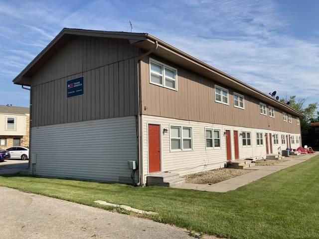 2203 Todd Drive, Bloomington, IL 61704 (MLS #11122569) :: Ani Real Estate