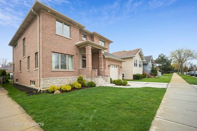 4041 N Ozark Avenue, Norridge, IL 60706 (MLS #11122628) :: BN Homes Group