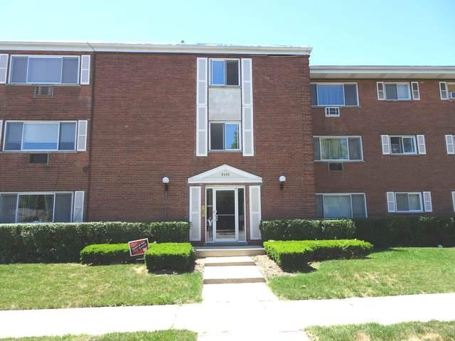 8440 N Skokie Boulevard #103, Skokie, IL 60077 (MLS #11122634) :: Suburban Life Realty