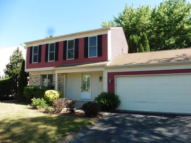 1000 Tanglewood Drive, Algonquin, IL 60102 (MLS #11122642) :: Touchstone Group