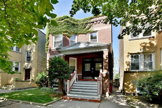 3854 N Claremont Avenue, Chicago, IL 60618 (MLS #11122676) :: Touchstone Group