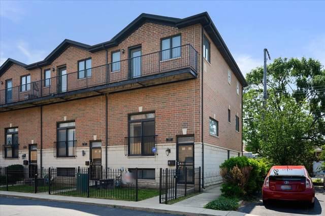 3351 S Archer Avenue #8, Chicago, IL 60608 (MLS #11122696) :: Suburban Life Realty
