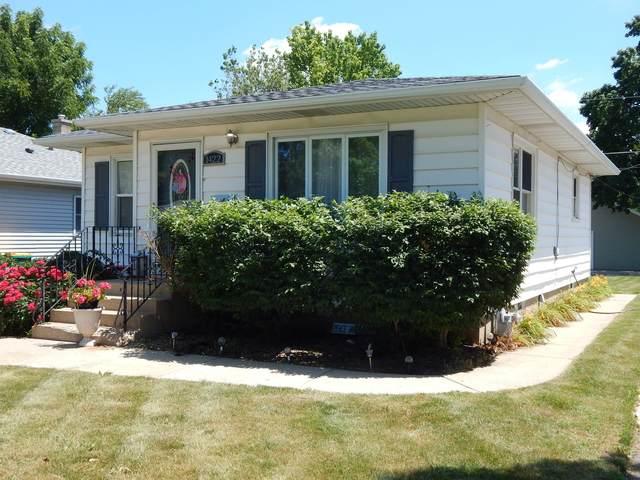 1422 N William Street, Joliet, IL 60435 (MLS #11122773) :: Ryan Dallas Real Estate