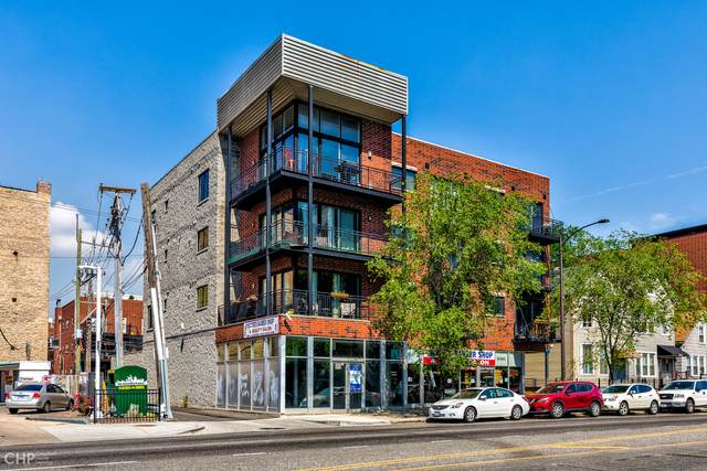 1616 N Western Avenue, Chicago, IL 60647 (MLS #11122799) :: The Dena Furlow Team - Keller Williams Realty