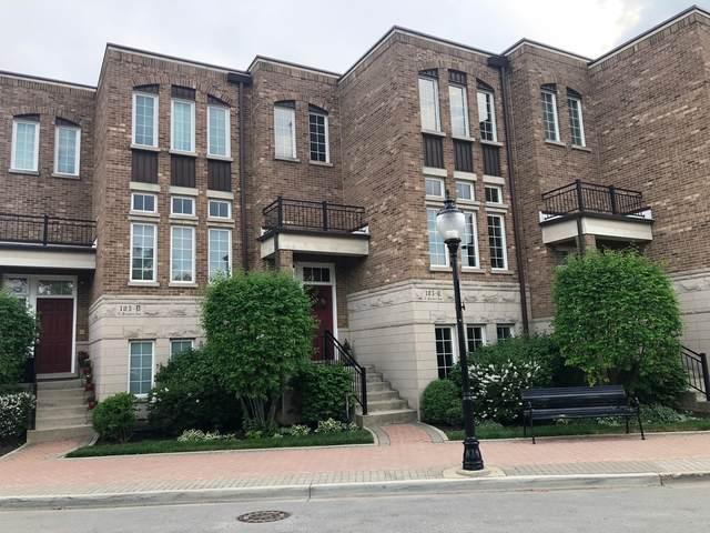 105 E Prospect Avenue C, Mount Prospect, IL 60056 (MLS #11122825) :: Touchstone Group