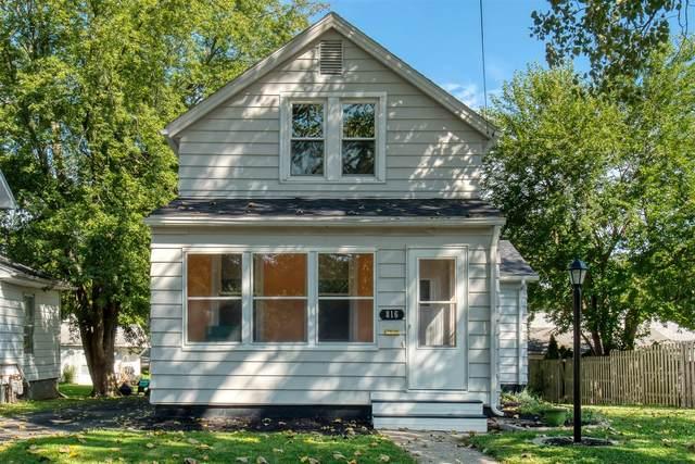 816 E Walnut Street, Bloomington, IL 61701 (MLS #11122842) :: Touchstone Group