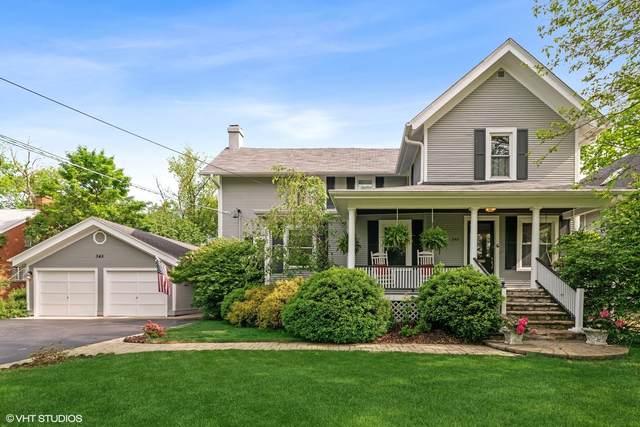 345 Jefferson Avenue, Glencoe, IL 60022 (MLS #11122847) :: BN Homes Group