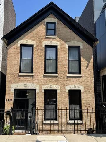 1622 W Pierce Avenue, Chicago, IL 60622 (MLS #11122868) :: The Dena Furlow Team - Keller Williams Realty