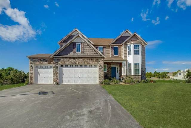 1142 Kevington Drive, Antioch, IL 60002 (MLS #11122879) :: Ryan Dallas Real Estate