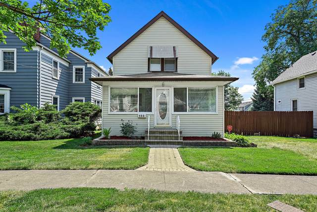 155 Oak Ridge Avenue, Hillside, IL 60162 (MLS #11122882) :: Ryan Dallas Real Estate