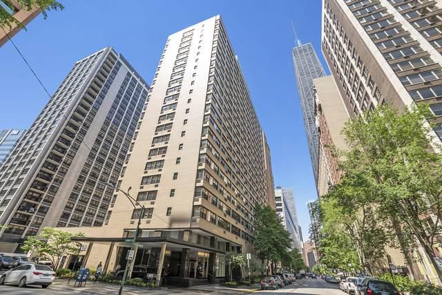 850 N Dewitt Place 4H, Chicago, IL 60611 (MLS #11122890) :: John Lyons Real Estate