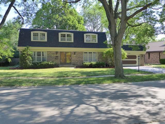 2727 Harrison Street, Glenview, IL 60025 (MLS #11122899) :: The Dena Furlow Team - Keller Williams Realty