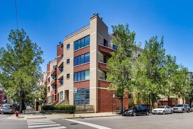 1500 W Grand Avenue 2E, Chicago, IL 60642 (MLS #11122904) :: The Dena Furlow Team - Keller Williams Realty