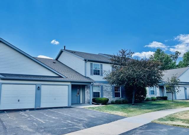 1053 N Village Drive #4, Round Lake Beach, IL 60073 (MLS #11122916) :: John Lyons Real Estate