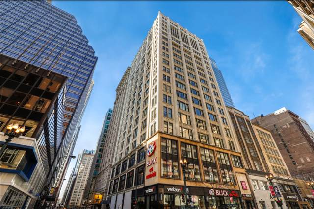 8 W Monroe Street P-77, Chicago, IL 60603 (MLS #11122929) :: John Lyons Real Estate