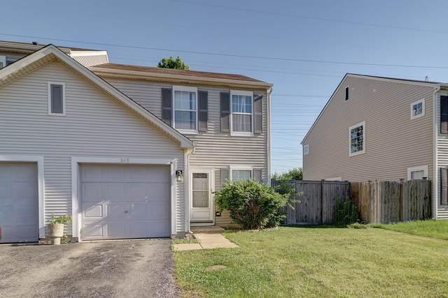 945 E Savannah Drive E, Romeoville, IL 60446 (MLS #11122951) :: Touchstone Group