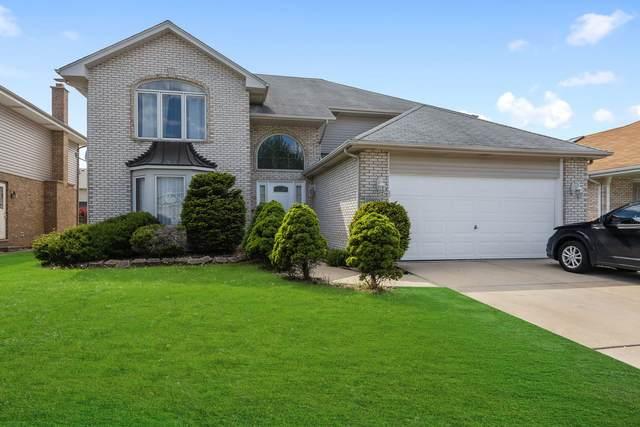 10808 Cook Avenue, Oak Lawn, IL 60453 (MLS #11122952) :: John Lyons Real Estate