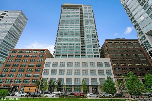 701 S Wells Street #1407, Chicago, IL 60607 (MLS #11122966) :: The Dena Furlow Team - Keller Williams Realty