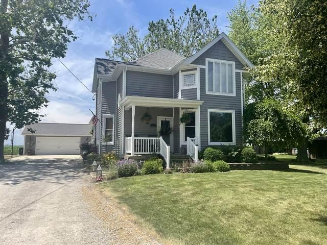 119 S Reiter Street, BENSON, IL 61516 (MLS #11122980) :: Touchstone Group