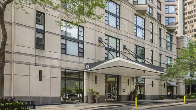 401 E Ontario Street #607, Chicago, IL 60611 (MLS #11123005) :: The Dena Furlow Team - Keller Williams Realty