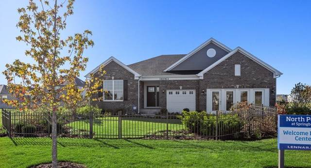 16063 S Selfridge Circle, Plainfield, IL 60586 (MLS #11123052) :: Jacqui Miller Homes