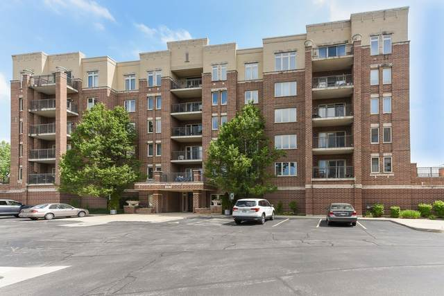 635 Perrie Drive #307, Elk Grove Village, IL 60007 (MLS #11123086) :: Touchstone Group
