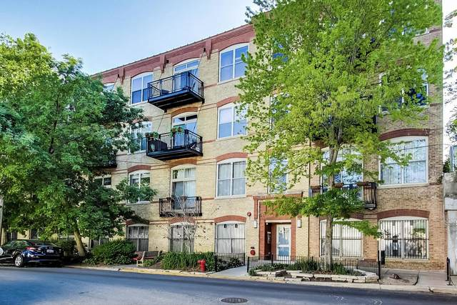1740 N Maplewood Avenue #405, Chicago, IL 60647 (MLS #11123092) :: The Dena Furlow Team - Keller Williams Realty